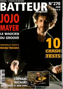 Batteur magazineN°270